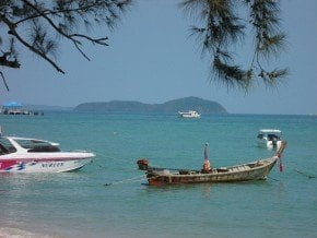 Throwback picture time. From March 2013 in Phuket, Thailand, one of my favorite spots in the world.