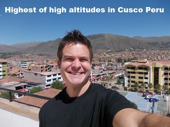 Blogging from Paradise Cusco Peru