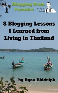 Fun read for Thailand - and blogging - fans. Different cover on Amazon too.