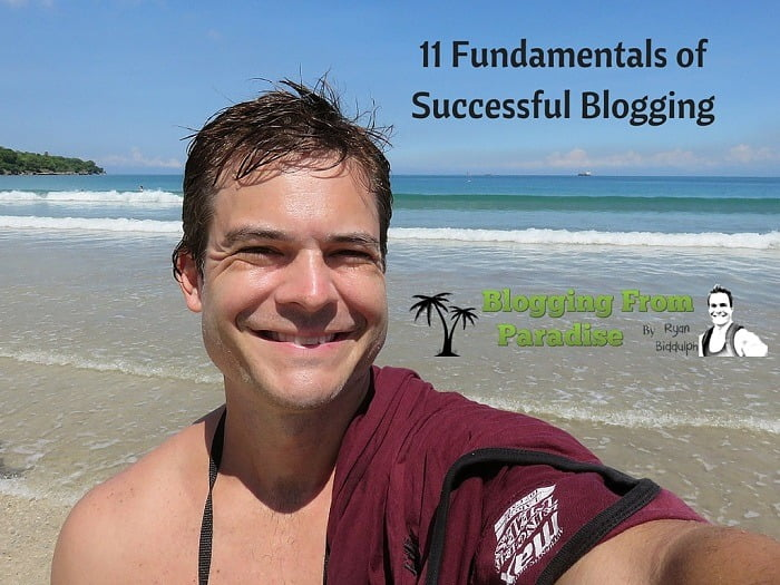 11 Fundamentals of Successful Blogging Big Smiley
