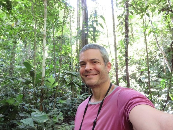 Surrounded by green in the jungles of Buena Vista, Costa Rica....
