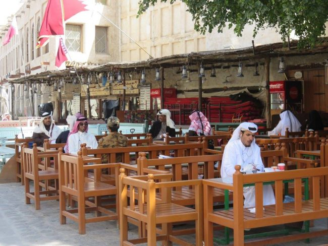 Visit the Mysterious and Exotic Souq Waqif in Doha Qatar | Blogging