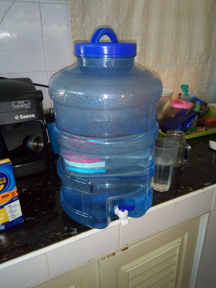 How to get water in Thailand.