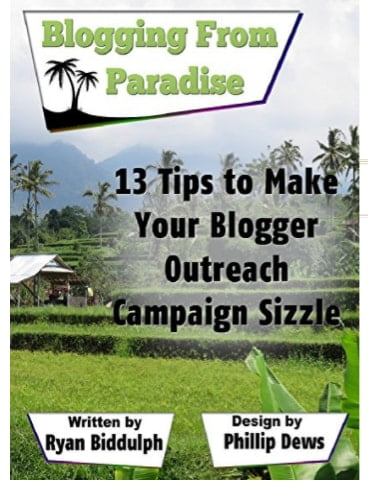 13 tips to make your blogger outreach campaign sizzle