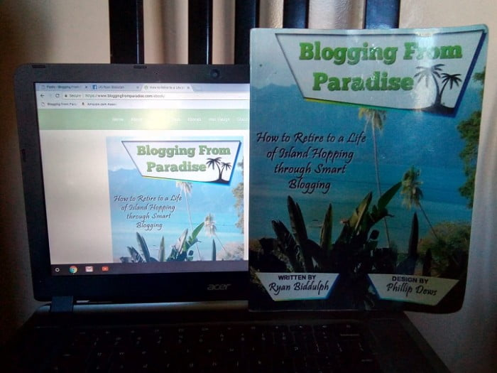 Blogging eBook available on Selz